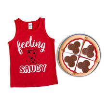 Feeling Saucy - Pizza Shirt