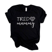 Tired Mummy