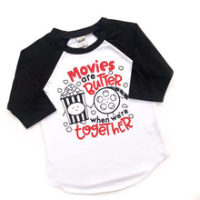 Movies are Butter - Popcorn Shirt - Movies Shirt - Movie Lover - Popcorn Tshirt - Popcorn Party - Movie Night - Junk Food
