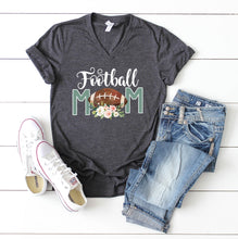 football mom shirt - football mom - football shirt for mom - football mom gift - football player mom - shirt for football mom - football