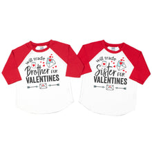 trade brother for valentines - siblings valentines shirt - funny sister shirt - brother shirt for valentines - matching valentines shirts