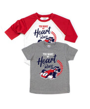 you make my heart race - race car valentine - race car valentines - boy valentine shirt - valentine's day shirt - race car shirt - race cars