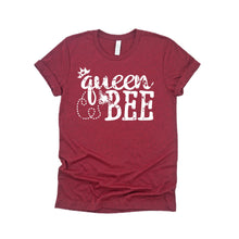 queen bee - bee shirt - bee tshirt - honey bee - bumble bee - gift for her - bee happy - let it bee - save the bees - bee kind - bee tshirt
