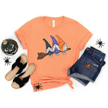 halloween gnomes shirt - witch gnomes - fall gnomes - gnome shirt - gnomes tshirt - gnome shirt halloween - autumm gnomes - pumpkin gnome