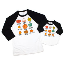 pumpkin shirt - pumpkin varieties - fall shirt - mommy and me pumpkin shirt - pumpkin patch shirt - autumn shirt - pumpkins shirt -