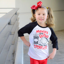 Movies are Butter - Popcorn Shirt