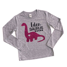 Girl Dinosaur Shirt