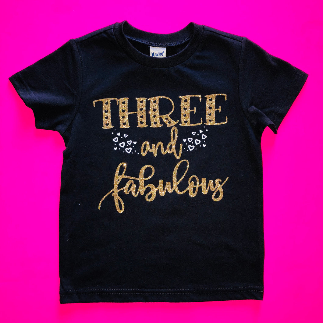 Three and Fabulous - LuLusLovelyTs