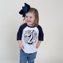 Second Birthday Shirt