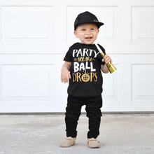 Party Till the Ball Drops - New Years Shirt