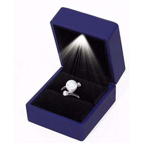 led wedding ring box - Wedding Ring Box