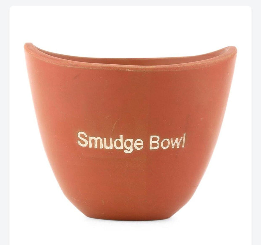 Clay Smudge Bowl (Small)