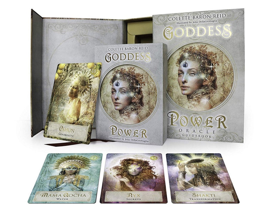Goddess Power Oracle