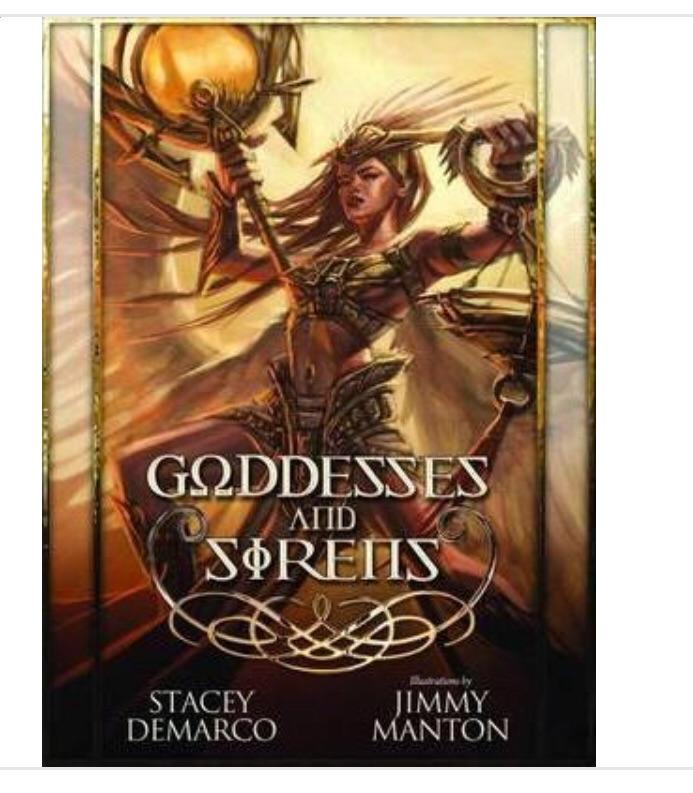 Goddess & Sirens Oracle