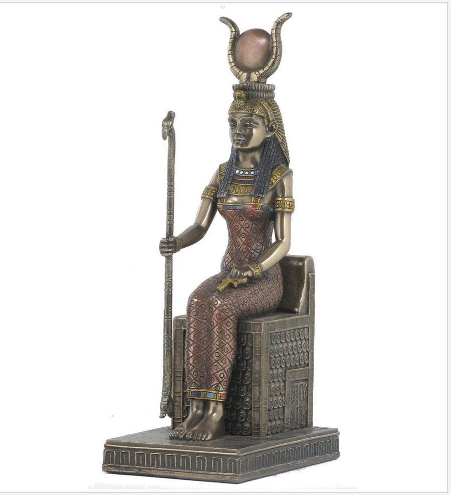 Isis Sitting Statue
