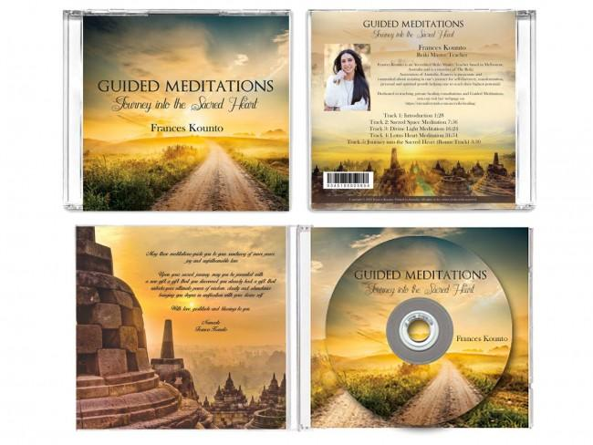 Journey into the Sacred Heart - Guided Meditations