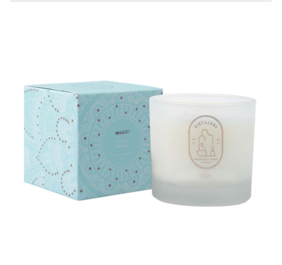Soy Wax Candle- Magic