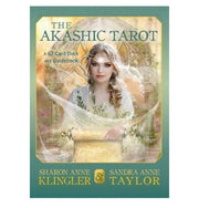 The Akashic Tarot - 62 Card Deck