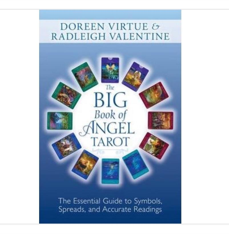 The Book of Angel Tarot