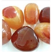 Tumble Carnelian Gemstones