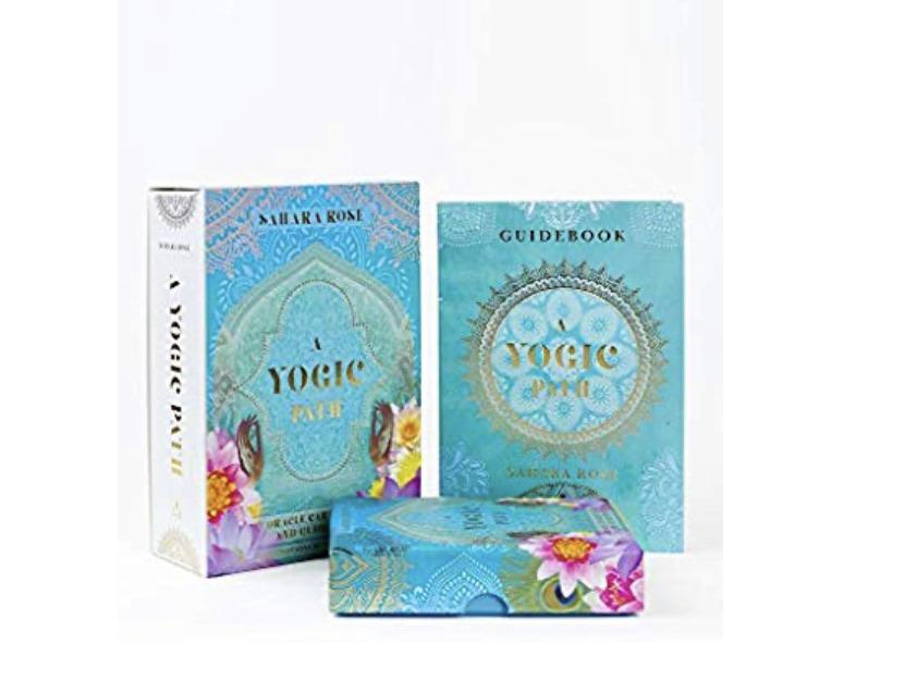 Yogic Path Oracle Deck