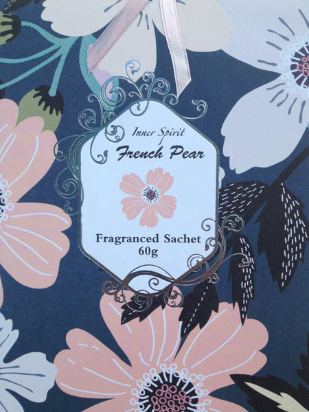 French Pair Fragranced Sachet