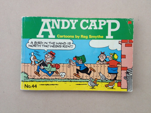Andy Capp No. 44 Cartoons by Reg Smythe