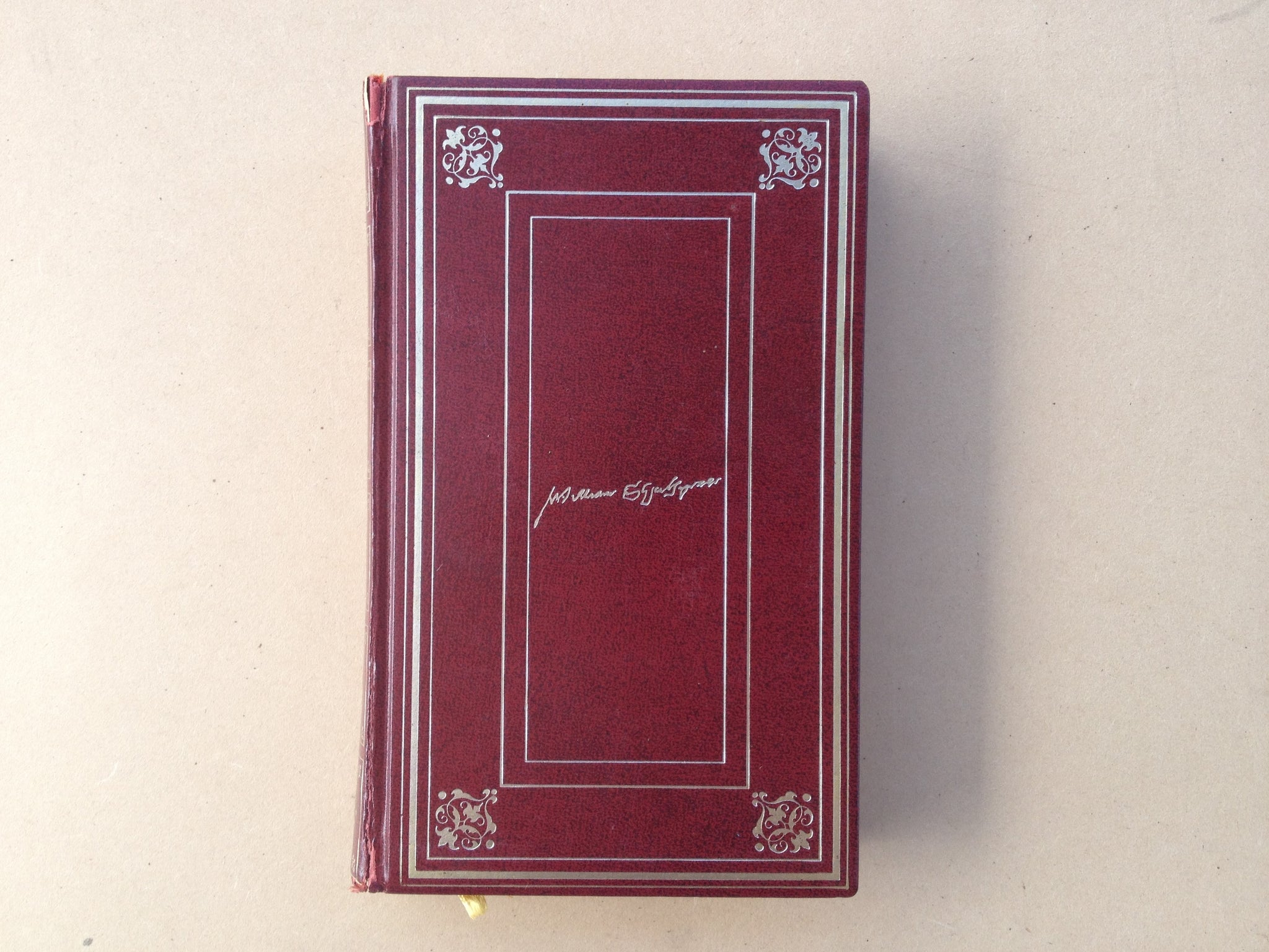 Shakespeare The Complete Works Volume III The Tragedies by Heron Books London
