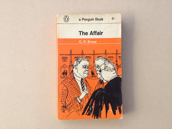 A Penguin Book The Affair by CP Snow