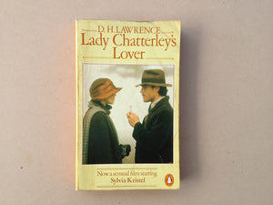 A Penguin Book Lady Chatterley's Lover by DH Lawrence