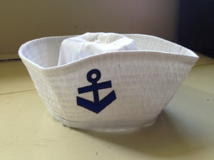 Childrens Sailor Hat