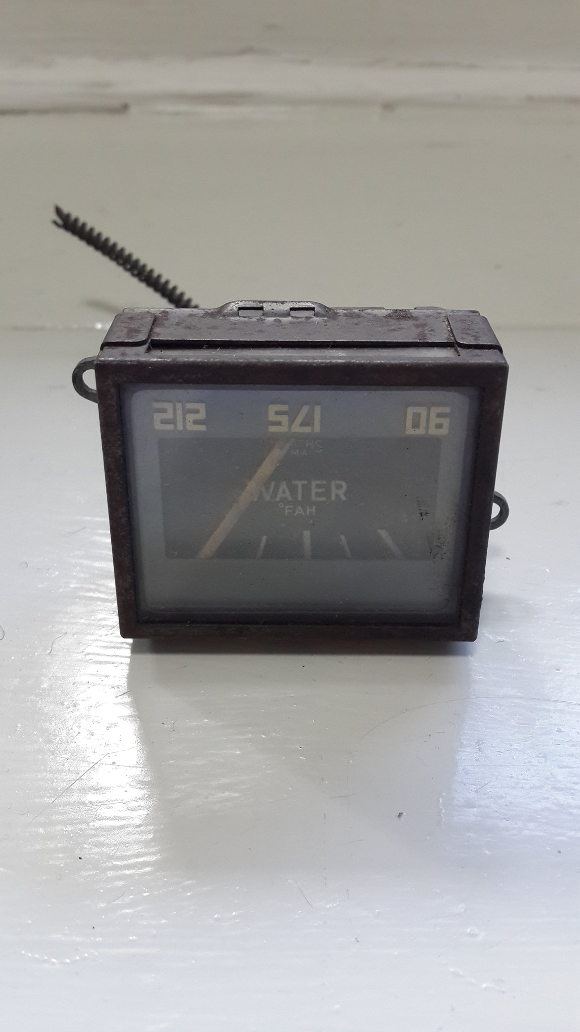 Smiths Water Temperature Guage