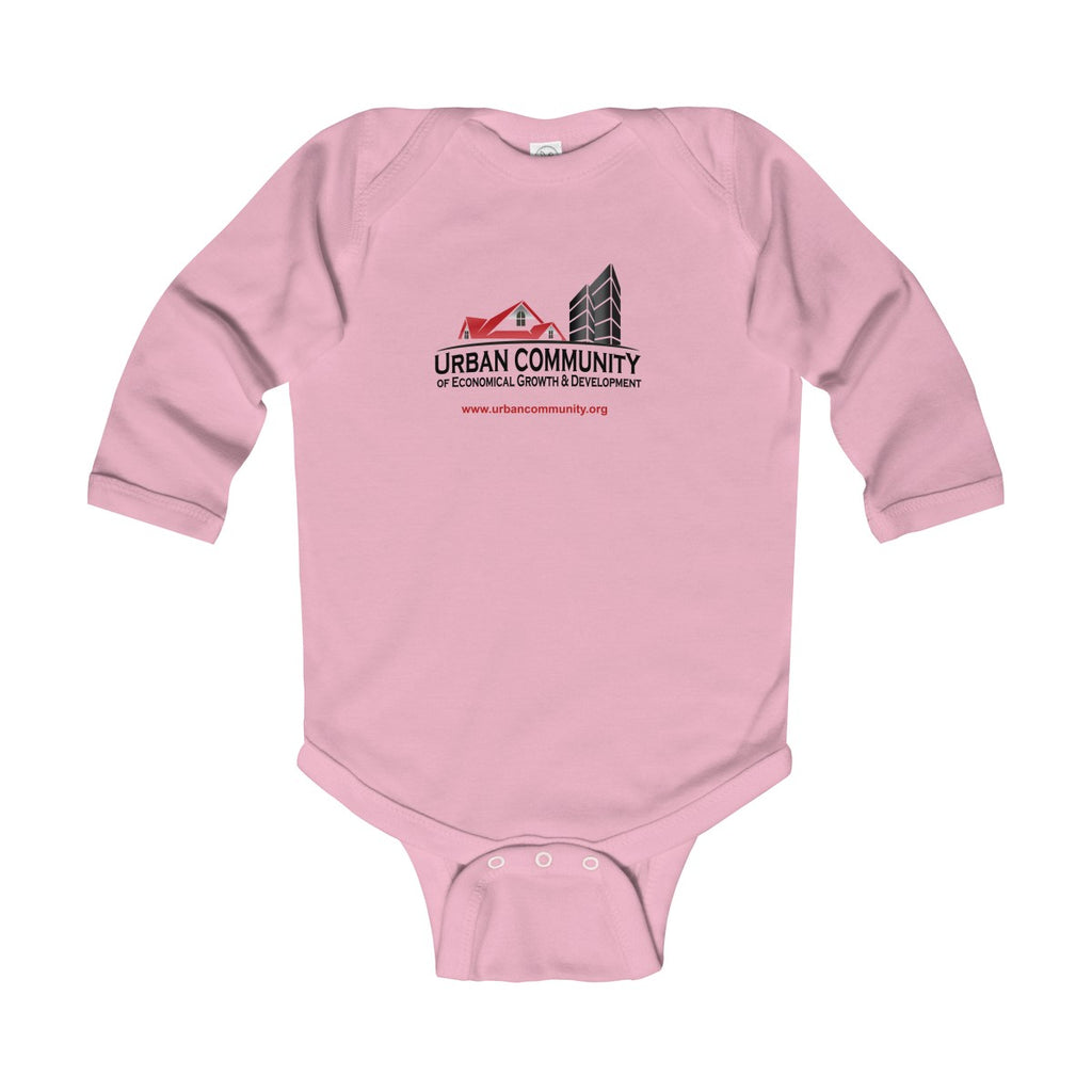 Our Signature Infant Long Sleeve Bodysuit