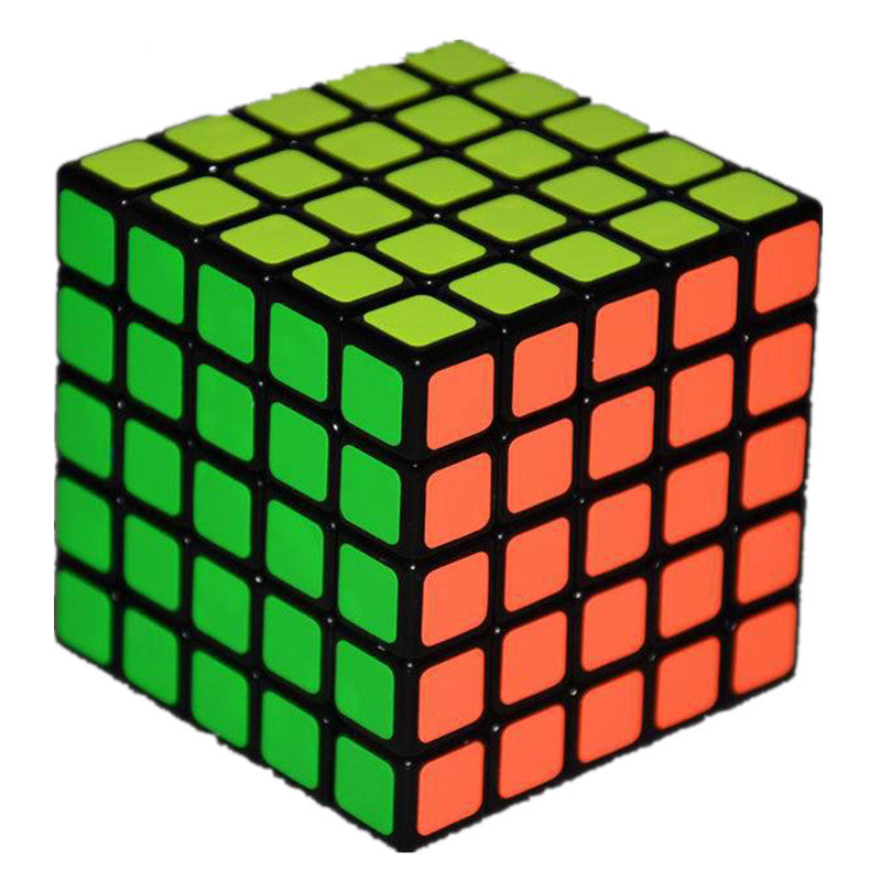 Shengshou Linglong 5x5 Square Shape Speed Magic Cube Puzzle  Educational Toys.