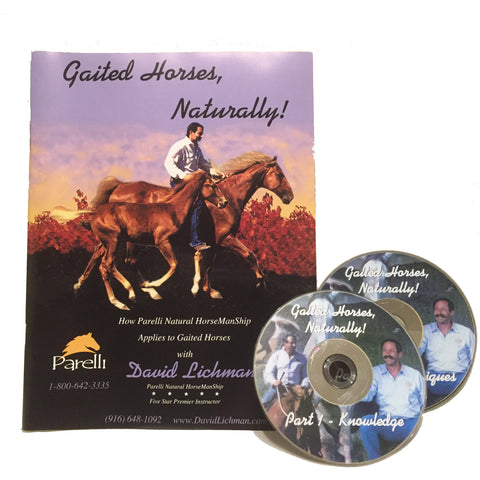 Gaited Horses, Naturally - Part 1
