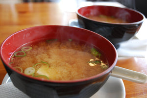 Miso Soup with Kelp