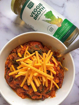Easy Vegan Chili Recipe