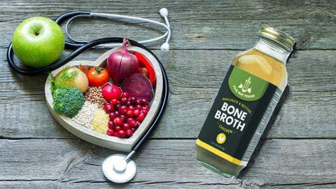 Bone broth is nutritious