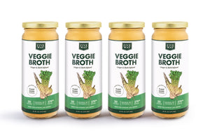 Veggie Broth - 4 Pack