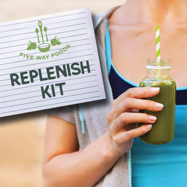 Replenish Broth Kit