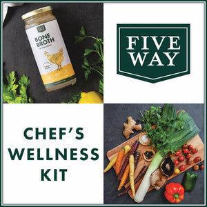Chef's Wellness Kit