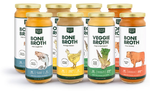 Broth Sample 8 Pack