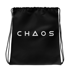 CHAOS BAG - BLACK