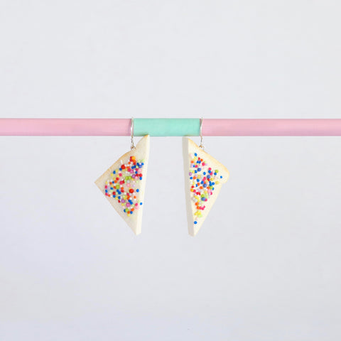 Fairy bread dangles