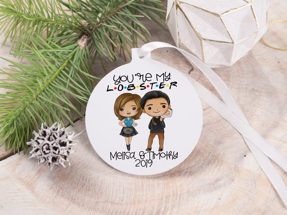 Couples Ornaments