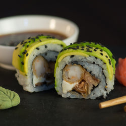 1/2 Anago Roll