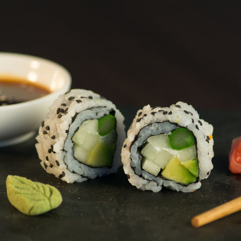 1/2 Vegetariano Roll
