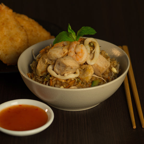 Arroz Thai Familiar