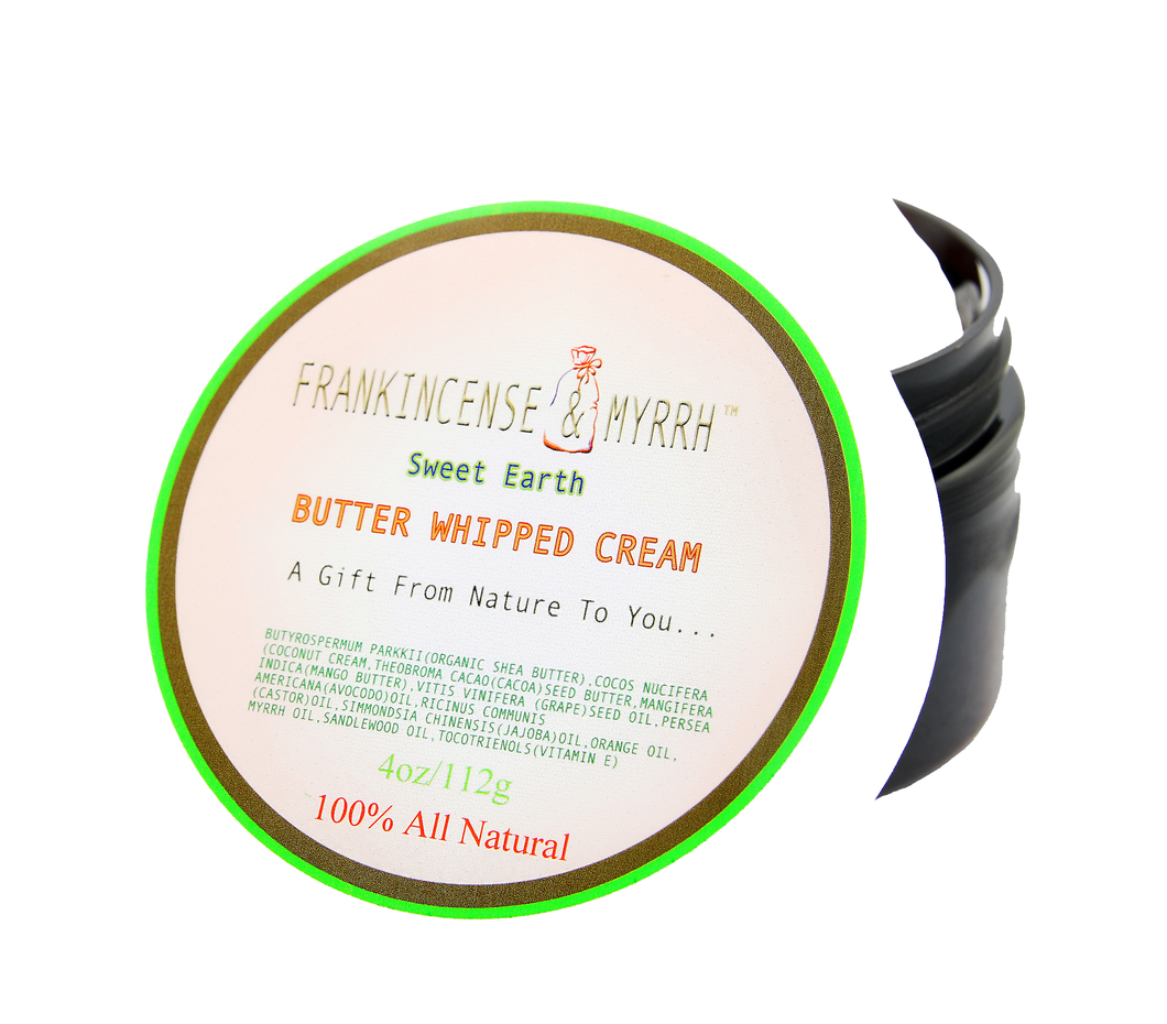 All Purpose Buttered Cream (Sweet Earth)