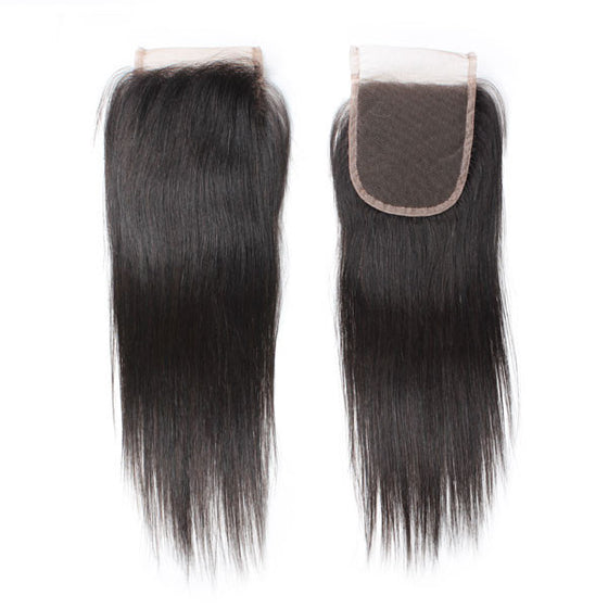 Luxury 10A Mink Straight Lace Closure